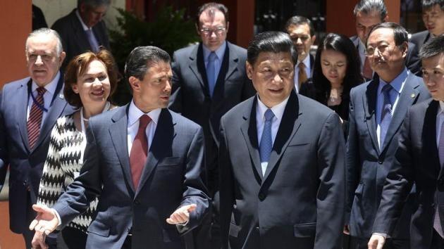 Impacto de la visita del presidente de China en la ingeniería mexicana