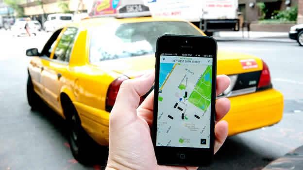 Uber: más que una aplicación que le compite a los taxis