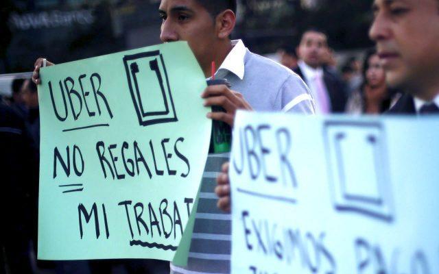 Las guerras del 'ridesharing' entre Uber, Didi, Lyft