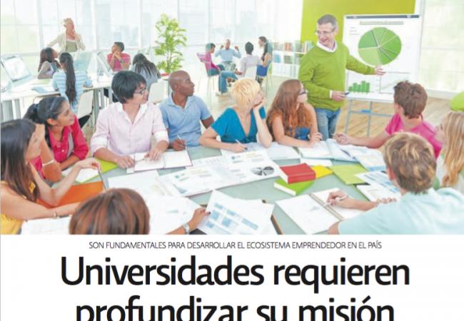 Universidades requieren profundizar su misión