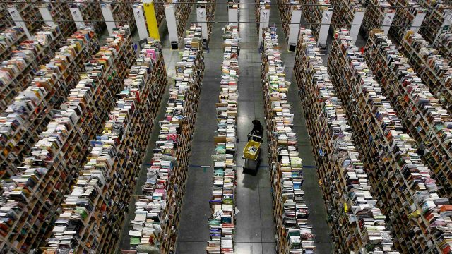 Amazon, ¿el gigante indestructible?