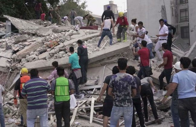 5 ways you can help Mexico after the latest deadly earthquake