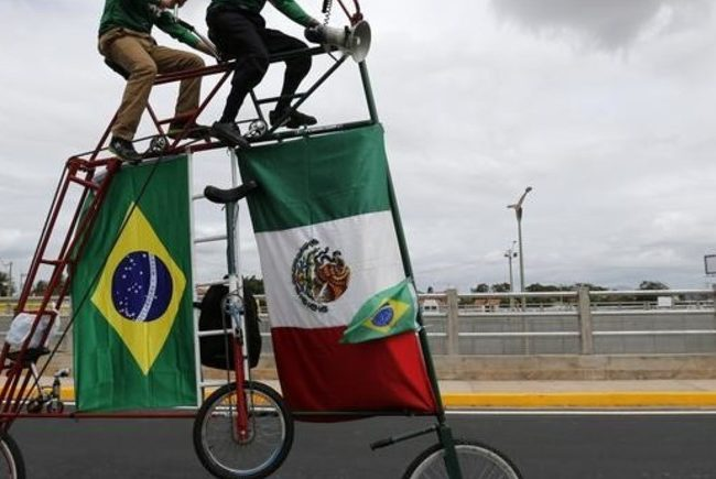 México, Brasil y su relación comercial