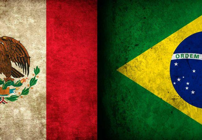 Nuevos caminos en la relación México y Brasil