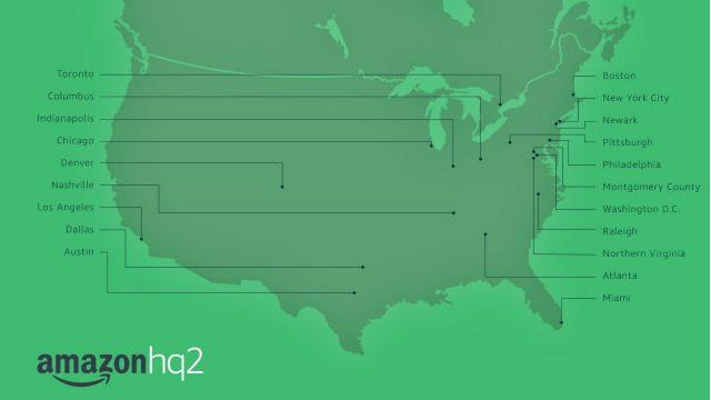 Enseñanzas de cancelar el Amazon HQ2-NY