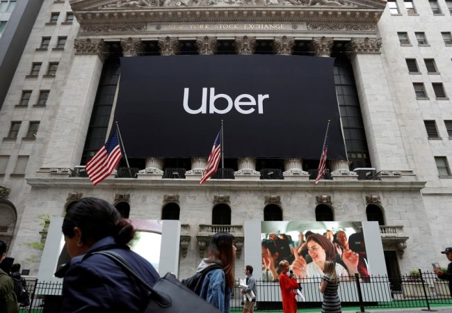 Consideraciones sobre el debut de Uber en bolsa
