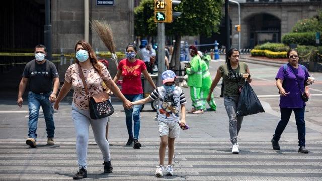 La pandemia también azota a los jóvenes